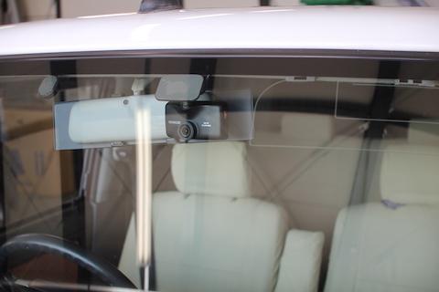 ラパン ドライブレコーダー ケンウッド DRV-610
