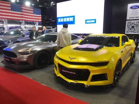 オートメカニカ上海 アフターマーケット