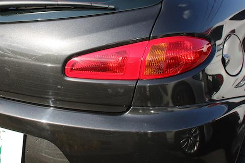 外車のヘコミ修理、お安く板金・塗装