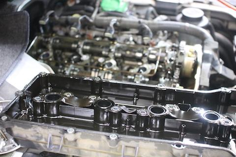 オイル漏れの原因であるある修理