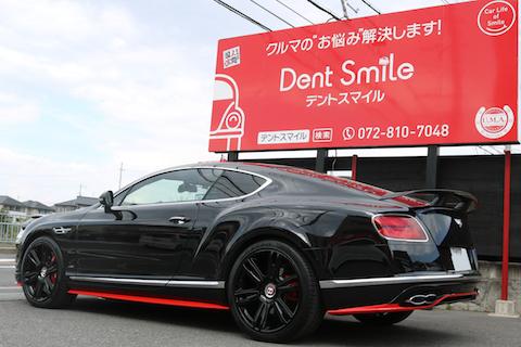 大阪のカーラッピング施工、デザインや部分施工もお任せ!
