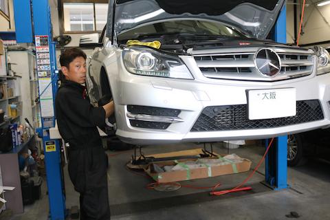 メルセデスベンツ承認MOタイヤで車の性能を最大限に!