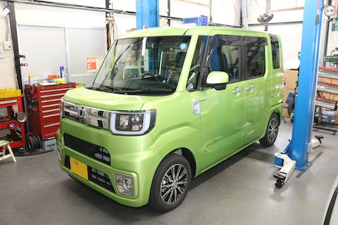 大阪で軽自動車等の新古車販売もお任せください!