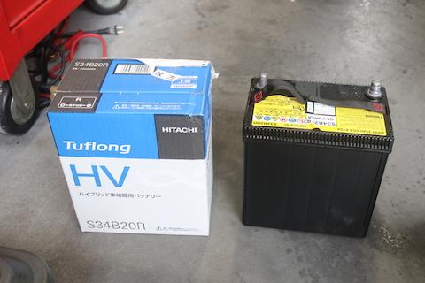 ハイブリッド車のバッテリーの寿命と交換方法