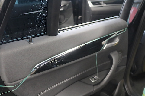 車の内装色変えもカーラッピング!