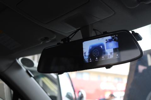 アマゾンで購入したドライブレコーダーとバックカメラの持ち込み取付!