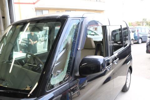 お車の手に入らないガラス部品、色んな方法で探し出します!
