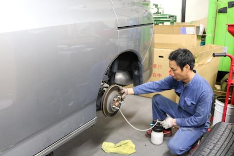 車部品の多くは消耗品、車検や定期的な整備で安全確保!