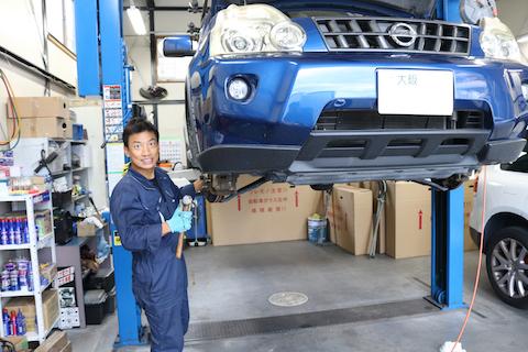 車検は安全を守るメンテナンス時期!正しい整備で命を守ります!v