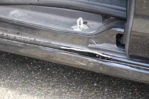 高額修理となってしまう車のヘコミ修理を、半額ほどで直す方法をご提案!