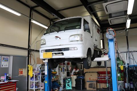 冷蔵冷凍車のクラッチオーバーホール修理お任せください!