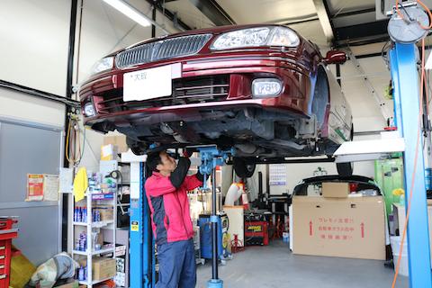 リジットカラーで車の剛性を上げて走行のパフォーマンスアップ!