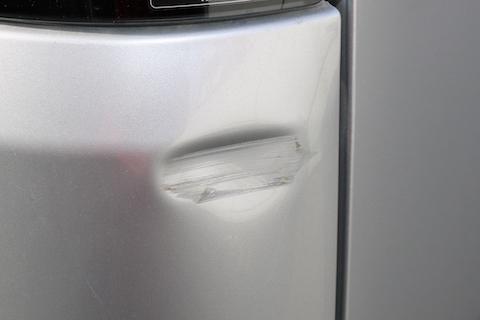 車のどんなヘコミ・傷、綺麗に直します!