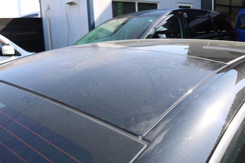 車の塗装肌が痛んだ部分をカーラッピング!即日施工で直すとカスタムを同時に!