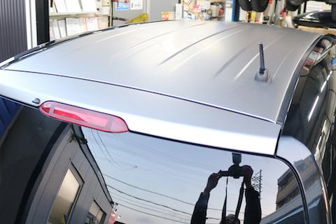 車の色変えは元に戻せるカーラッピング!即日施工で愛車が当日に生まれ変わります!