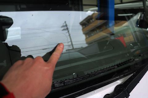 トラックのフロントガラス交換も、お得な方法でご用意しております!