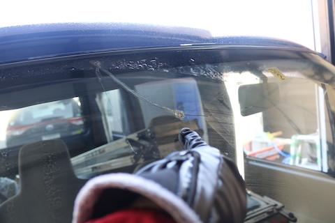 大阪で車のフロントガラス交換、想像を超える安さで提供しております!
