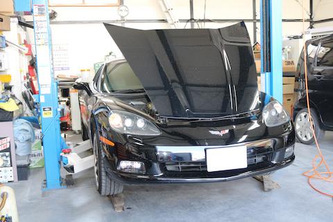タイヤ角度が原因でタイヤの偏摩耗。アライメント調整で解決!