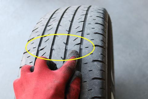 夏用タイヤの準備は大丈夫でしょうか?梅雨が始まる前に安全確保!
