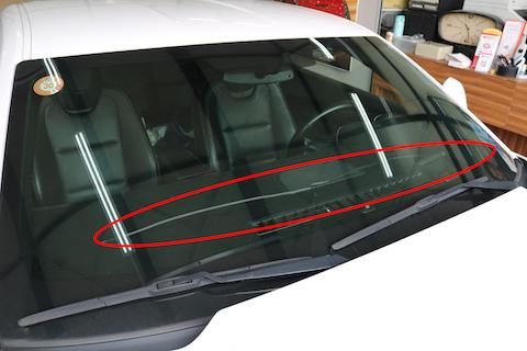 輸入車のフロントガラス交換、純正ガラスでもお得に交換します!