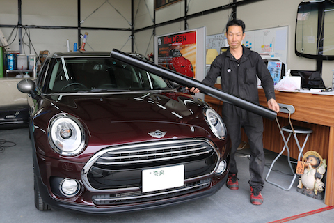 車の整備からヘコミ修理そしてカーラッピングまで、車のお悩み全て解決!