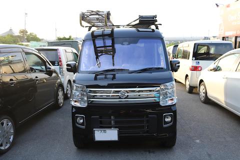 大阪のコートテクト代理店、衝突防止カメラ付も対応車種続々登場!