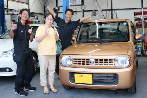 車の大きなヘコミは交換となり高額ですが、鈑金・塗装で再生させるコスパ最強の技術!
