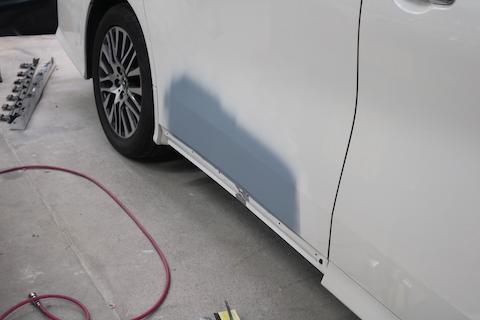 鈑金・塗装とは、事故で車のヘコミ・傷ができたボディを修復・再生する技術!