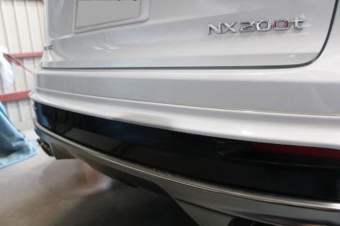 以前の車の鈑金・塗装補修、修理跡なく査定に影響なかった!とリピーター様のご依頼!