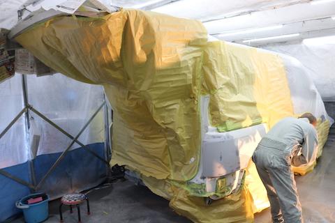 車のヘコミ・傷・塗装剥がれ・サビ、鈑金・塗装で交換せずに再生して直します!