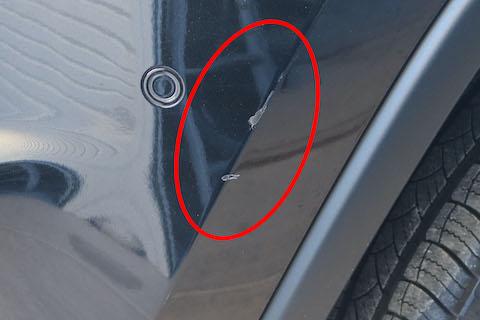 車のヘコミや傷は、鈑金・塗装で部品を再生してお財布や環境にやさしい修理!