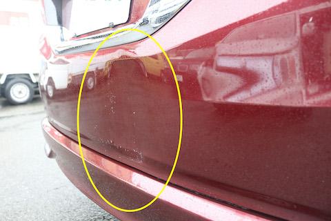 車の大きなヘコミでも、鈑金・塗装で交換しないで部品を再生させる技術!