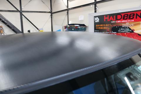 車の塗装が経年劣化で白ボケ・クリア剥がれ!再塗装せずに、カーラッピングで解決!
