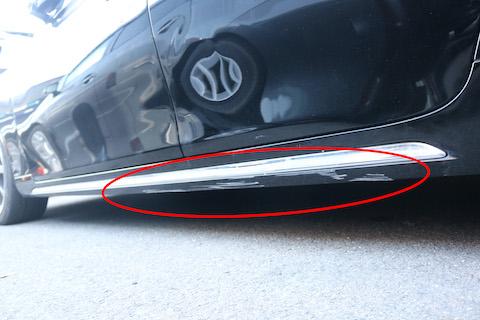 ガリッと車を当ててしまった、傷がついた、へこんだ、鈑金・塗装の再生技術で綺麗に直ります!