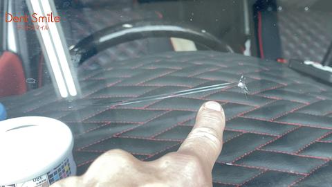 車検対応の色付フロントガラス、ソーラーインパクト・コートテクトでカッコよくドレスアップ!