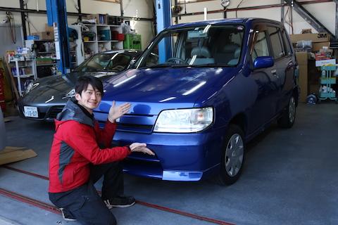 車のヘッドライトの黄ばみ・白ボケ・曇りが除去すれば、車が若返ります!