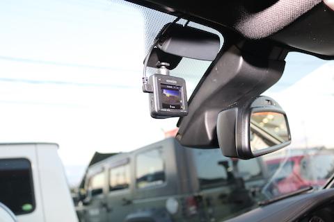 ドライブレコーダー、ちゃんと動いてますか?定期的に動作確認して下さい。メモリ不良など良くあります!