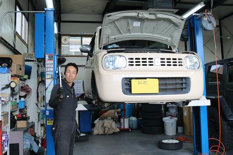 車検は安全を守り、故障を事前に回避する大事な点検・整備です!