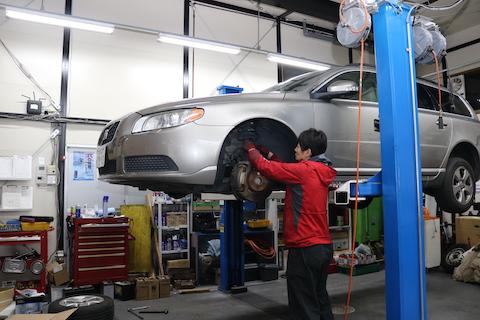 車検で合格しない、ブーツ破れとは?修理方法は?