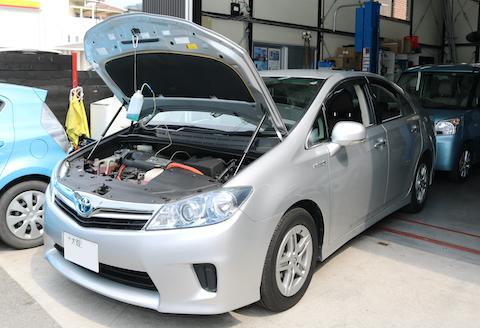 エンジン内部を簡単に清掃!燃費やパワー改善に役立つWAKO'S RECSとは??