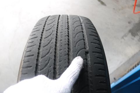 タイヤ・ブレーキパッド・オイル交換、お車のメンテナンスお任せください!