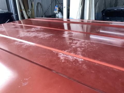 塗装の痛み、クリア剥がれ、カーラッピングで色変えと補修を両立!