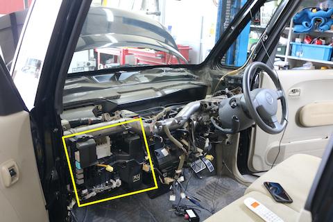 猛暑はもう間近!お車のエアコンは大丈夫ですか?修理は今のうちに!