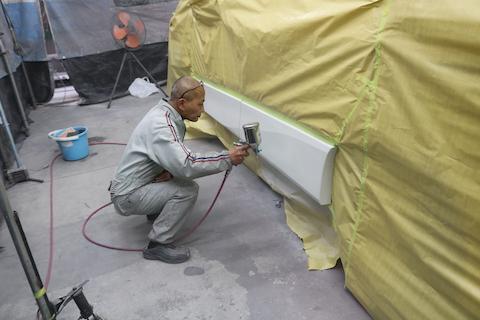部品交換よりも板金塗装で半額くらい安くなる方法!