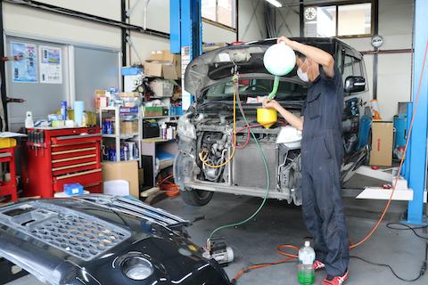 リビルト品ってご存知ですか?車の壊れた部品を再生した新品同様で大きくコストダウン!
