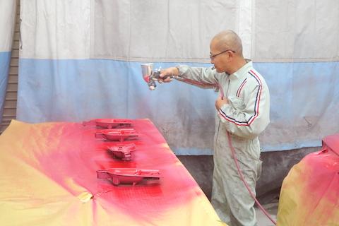 長年愛用しているお車の塗装の劣化のお悩み解決します!