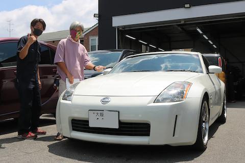 車のヘッドライト黄ばみ・クスミを除去して透明に復活できます!