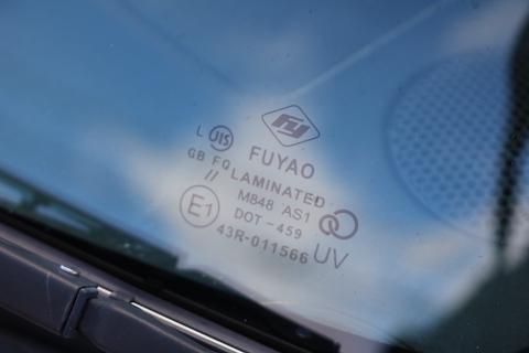 軽自動車、5万円以下のフロントガラス交換もご用意しております!
