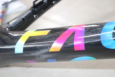 自転車(ロードバイク)もガラスコーティングで簡単お手入れ!