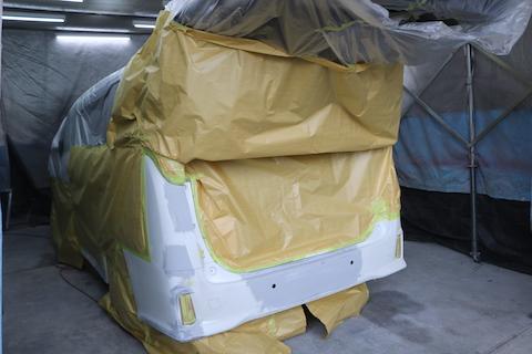 愛車の生活傷・小傷を塗装で綺麗に再生修理できます!